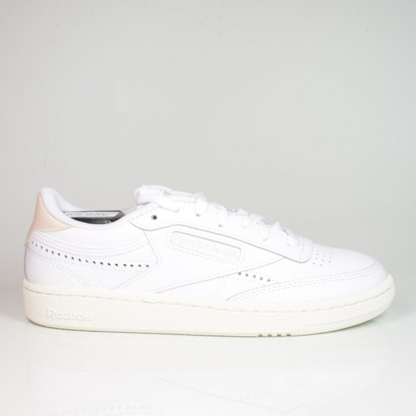 REEBOK CLUB C 85 WHITE / ALABAS / CHALK FV1095