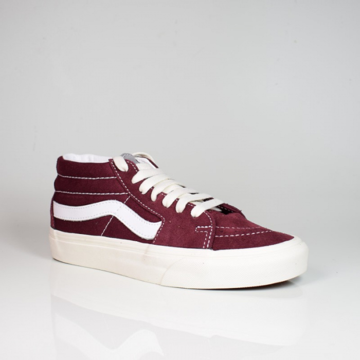 VANS SK8-MID (RETRO SPORT) PORT ROYALE/MARSHMALLOW VN0A3WM324Q1