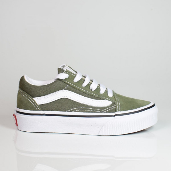 VANS OLD SKOOL GRAPE LEAF/TRUE WHITE VN0A4BUU0FI1