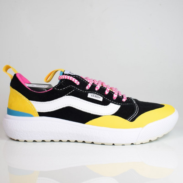 VANS ULTRARANGE EXO SE (66 SUPPLY) BLACK / MULTI VN0A4UWM27B1