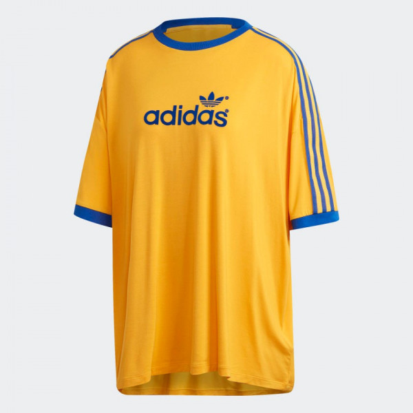 ADIDAS 70S 3 STRIPES ACTIVE GOLD GD2304