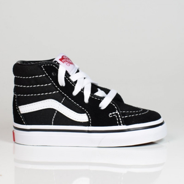 VANS SK8-HI BLACK/TRUE WHITE VN0A3TFX6BT1