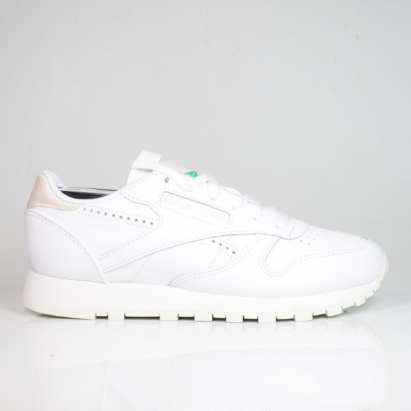 REEBOK CLASSIC LEATHER WHITE/ALABASTER/CHALK FV1078