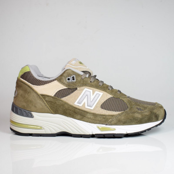 NEW BALANCE M991OLB MADE IN UK