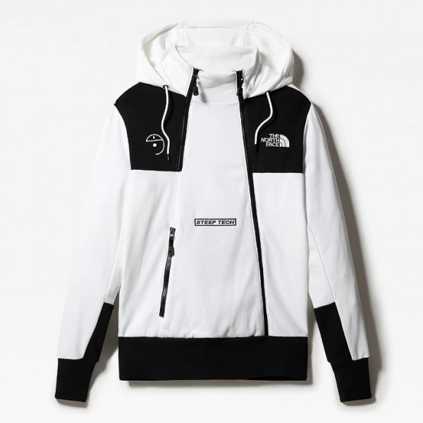 THE NORTH FACE STEEP TECH HDY TNF WHITE NF0A473YFN4