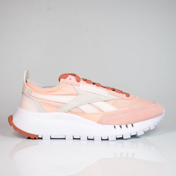 REEBOK CL LEGACY CERAMIC PINK/AURA ORANGE FZ2906