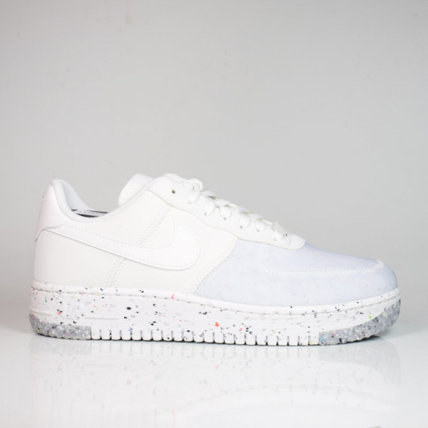 W NIKE AIR FORCE 1 CRATER SUMMIT WHITE CT1986-100