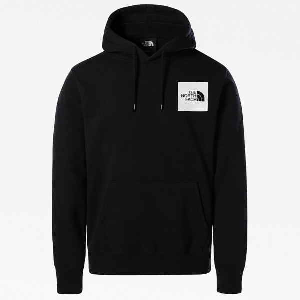 THE NORTH FACE FINE HOODIE TNF BLACK NF0A55UVJK31
