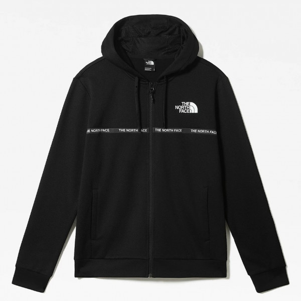 THE NORTH FACE MOUNTAIN ATHLETICS OVERLAY JACKET BLACK NF0A5574JK3