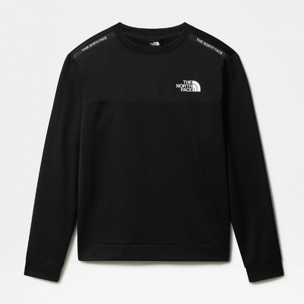 THE NORTH FACE MOUNTAIN ATHLETICS CREW BLACK NF0A5597JK3