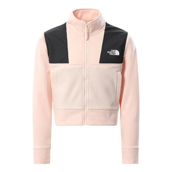 THE NORTH FACE SURGENT FZ CROP PEARL BLUSH NF0A558VWC6