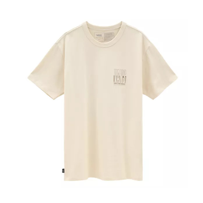 CAMISETA VANS MN OFF THE WALL CLASSIC SEEDPEARL VN0A54BVZ6K1