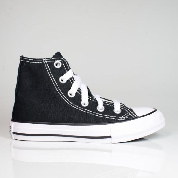 CONVERSE YOUTHS C/T ALL STAR HI BLACK 3J231C