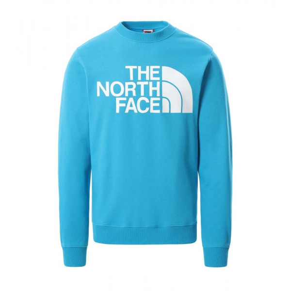THE NORTH FACE M STANDARD CREW MERIDIAN BLUE NF0A4M7WD7R1