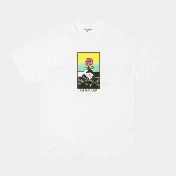 CARHARTT S/S TOGETHER T-SHIRT WHITE I029016