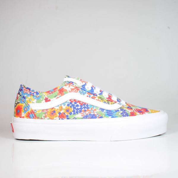 VANS OLD SKOOL TAPERED (LIBERTY FABRICS) MULTI/YELLOW FLORAL VN0A54F44TW1