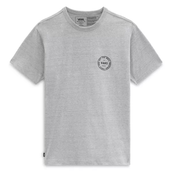 CAMISETA VANS MN OFF THE WALL CLASSIC ATHLETIC HEATHER VN0A5EAEATH