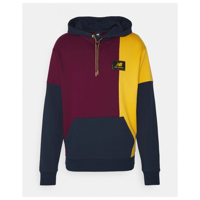 NEW BALANCE ATHLETICS HIGHER LEARNING HOODIE MT13504GNT