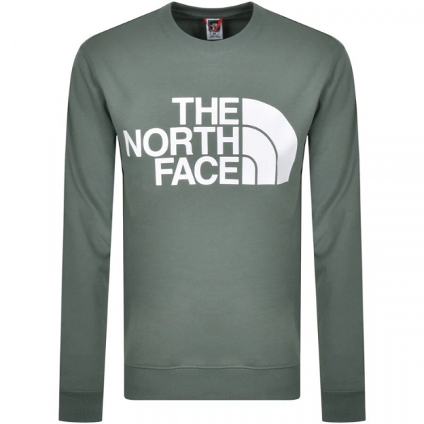 THE NORTH FACE M STANDARD CREW BALSAM GREEN NF0A4M7WHBS1