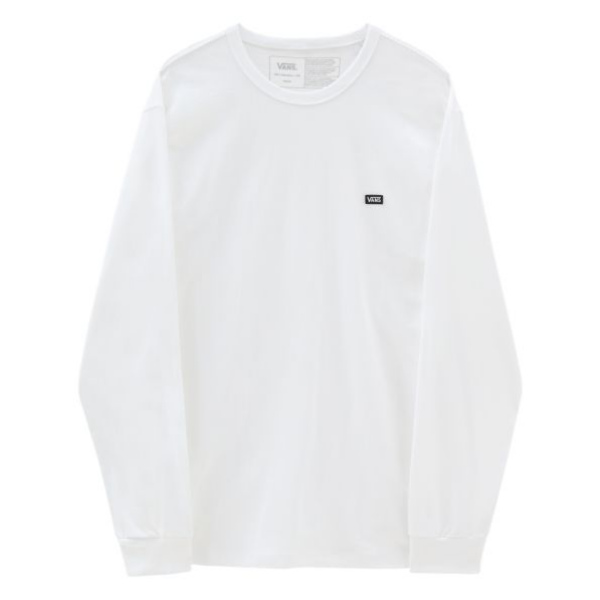 CAMISETA VANS MN OFF THE WALL CLASSIC WHITE VN0A4TURWHT