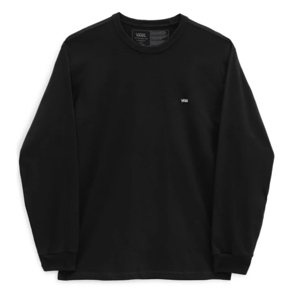 CAMISETA VANS MN OFF THE WALL CLASSIC BLACK VN0A4TURBLK