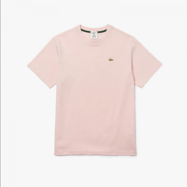 CAMISETA LACOSTE LIVE ROSE PALE TH9166-00-ADY