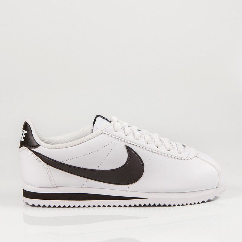 timeless design eace4 23f6d ... france nike classic cortez leather white black white 3703d bb03d