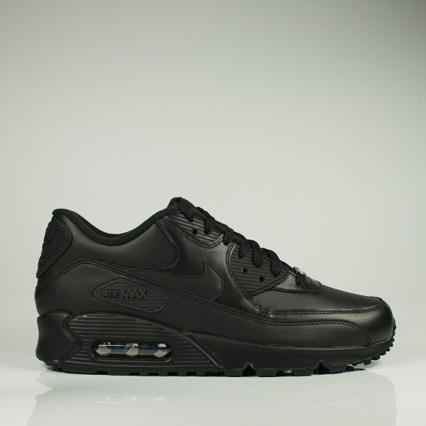 AIR MAX 90 LEATHER BLACK/BLACK