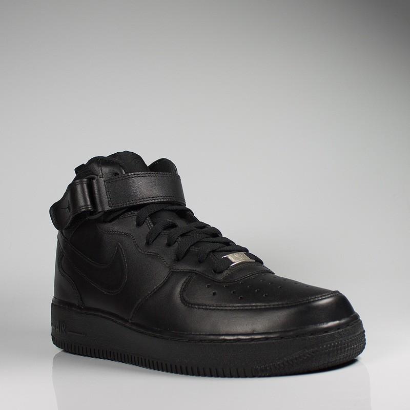 Original Nike Air Force 1 mid FLAX Gray