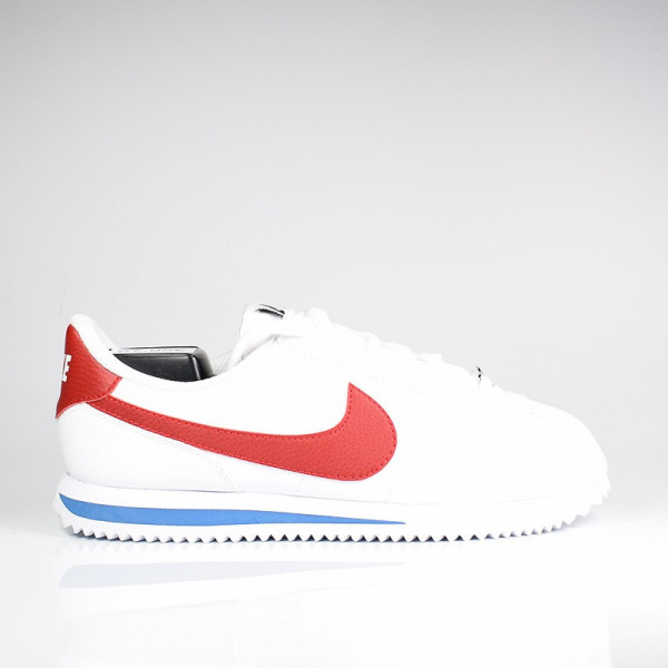 NIKE CORTEZ BASIC SL (GS) WHITE/VARSITY RED