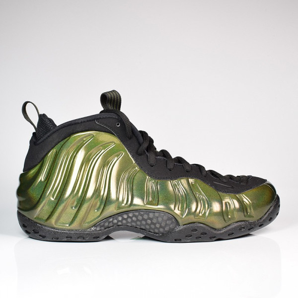 NIKE AIR FOAMPOSITE ONE LEGION GREEN/BLACK-BLACK