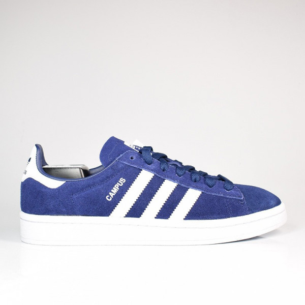 ADIDAS CAMPUS J DARK BLUE FOOTWEAR WHITE