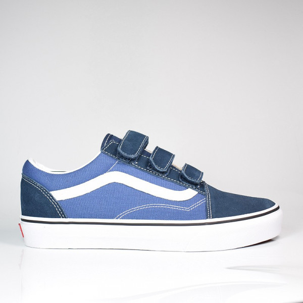VANS OLD SKOOL V (SUEDE/CANVAS) DRSBLS/TNVY