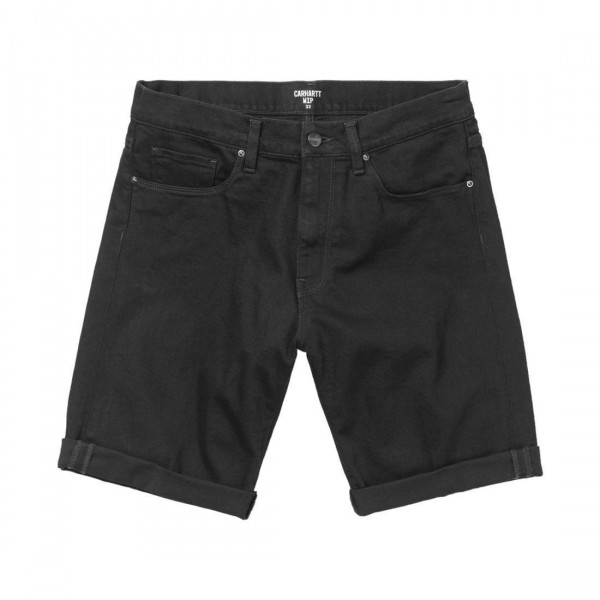 CARHARTT SWELL SHORT BLACK