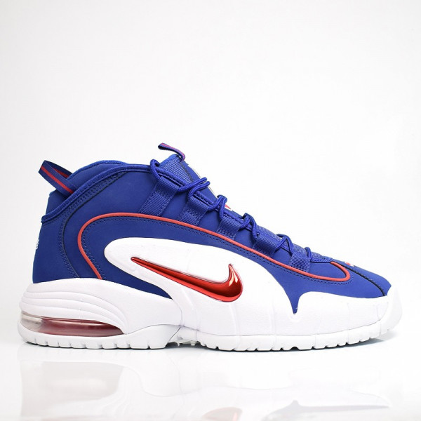 NIKE AIR MAX PENNY DEEP ROYAL BLUE/GYM RED-WHITE