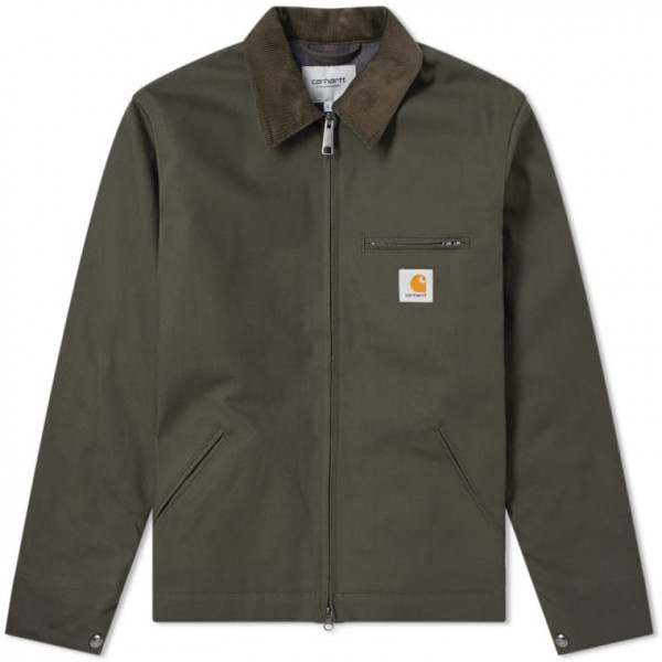 CARHARTT DETROIT JACKET CYPRESS RIGID