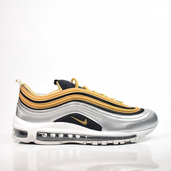 NIKE W AIR MAX 97 SE METALLIC GOLD / METALLIC GOLD