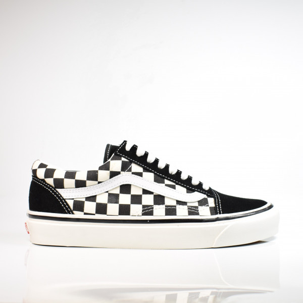 VANS OLD SKOOL 36 DX (ANAHEIM FACTORY) BLK/CHCK VN0A38G2OAK1