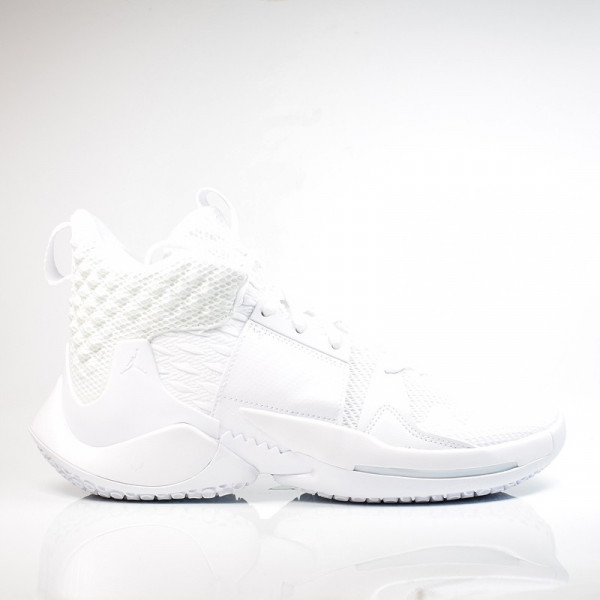 JORDAN WHY NOT ZER0.2 WHITE / WHITE AO6219-101
