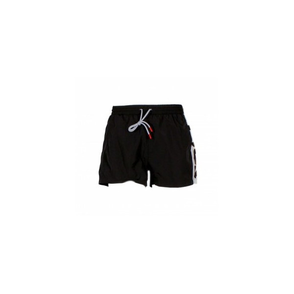 FILA MEN SWIM SHORTS BLACK IRIS 687205