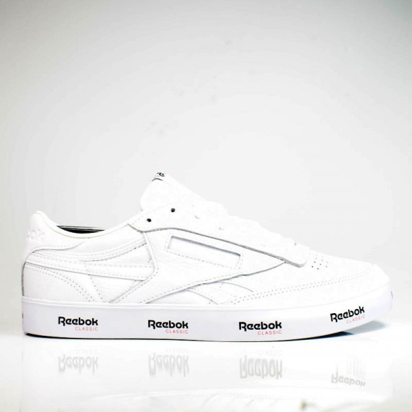 REEBOK REEBOK CLUB C REVENGE MU WHITE/BLACK/RED DV7021