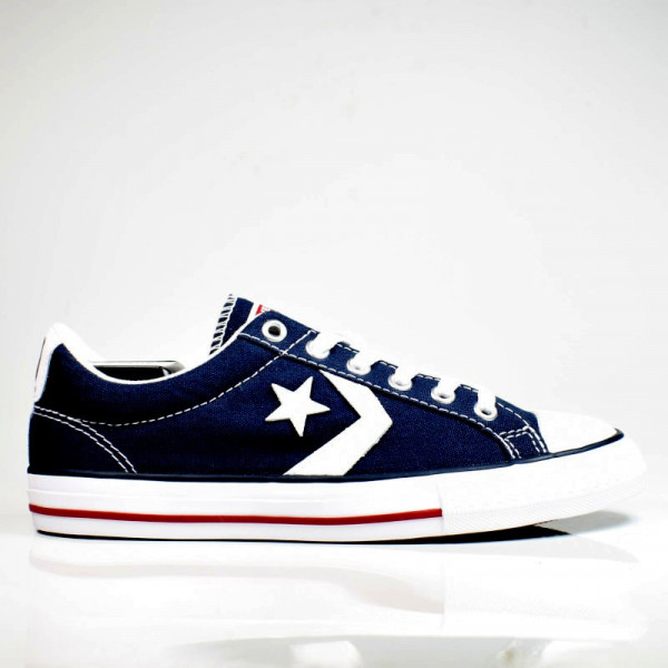 CONVERSE STAR PLAYER EV OX NAVY/WHITE 636930C