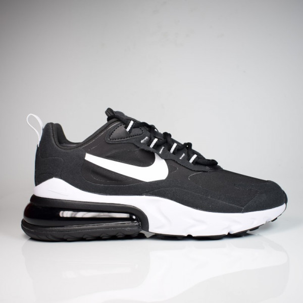 NIKE AIR MAX 270 REACT BLACK/WHITE-BLACK AO4971-004
