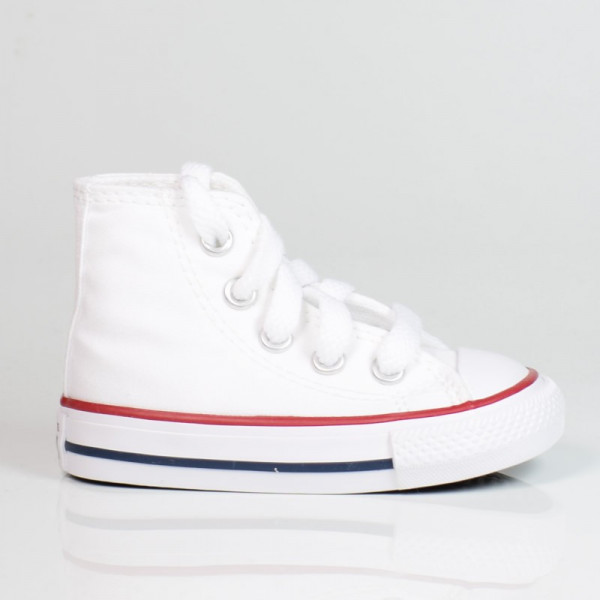 CONVERSE CHUCK TAYLOR ALL STAR HI WHITE 7J253C