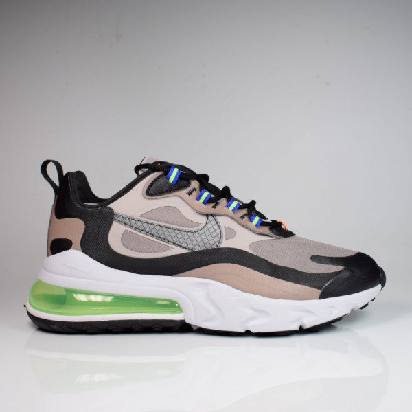 NIKE AIR MAX 270 REACT WINTER SEPIA STONE/BLACK CD2049-200