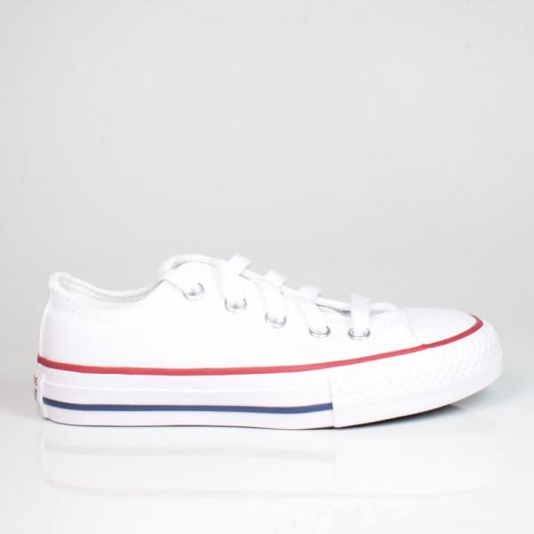 CONVERSE YOUTH CHUCK TAYLOR ALL STAR WHITE 3J256C