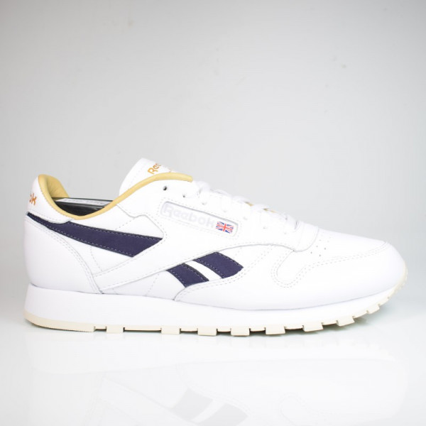 REEBOK CL LEATHER MU WHITE/PRPDEL/PAPWHT EH1201