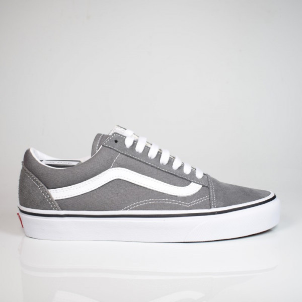 VANS OLD SKOOL PEWTER/TRUE WHITE VN0A4BV51951