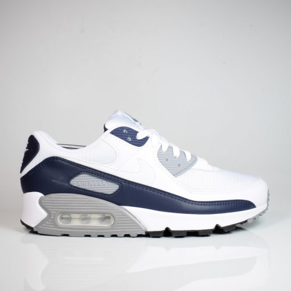NIKE AIR MAX 90 WHITE/WHITE-PARTICLE-GREY CT4352-100