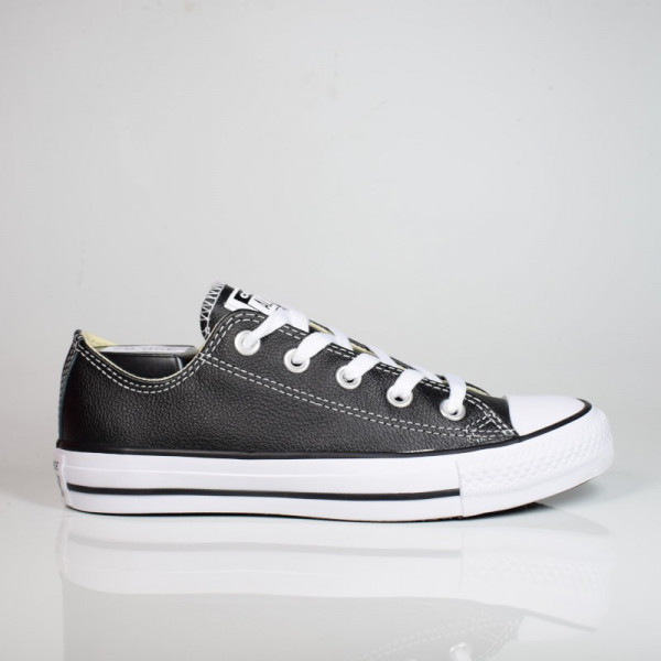 CONVERSE CHUCK TAYLOR ALL STAR CT OX BLACK 132174C